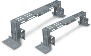 Adjustable Combination Guide Rail's Bracket