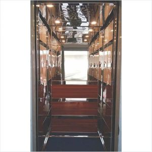 SS with Half Glass Cabin