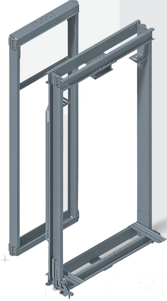 Counter Weight Frame